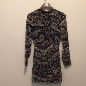 Fashion Union print dress